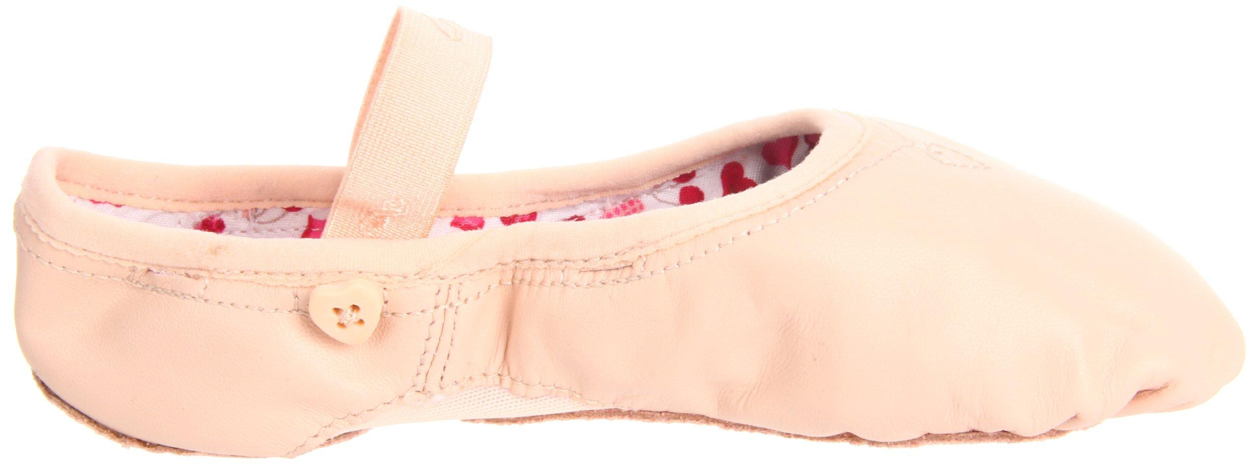 Capezio Love Ballet Flat (Toddler/Little Kid),Pink,11 M US Little Kid by Capezio (Image #6)