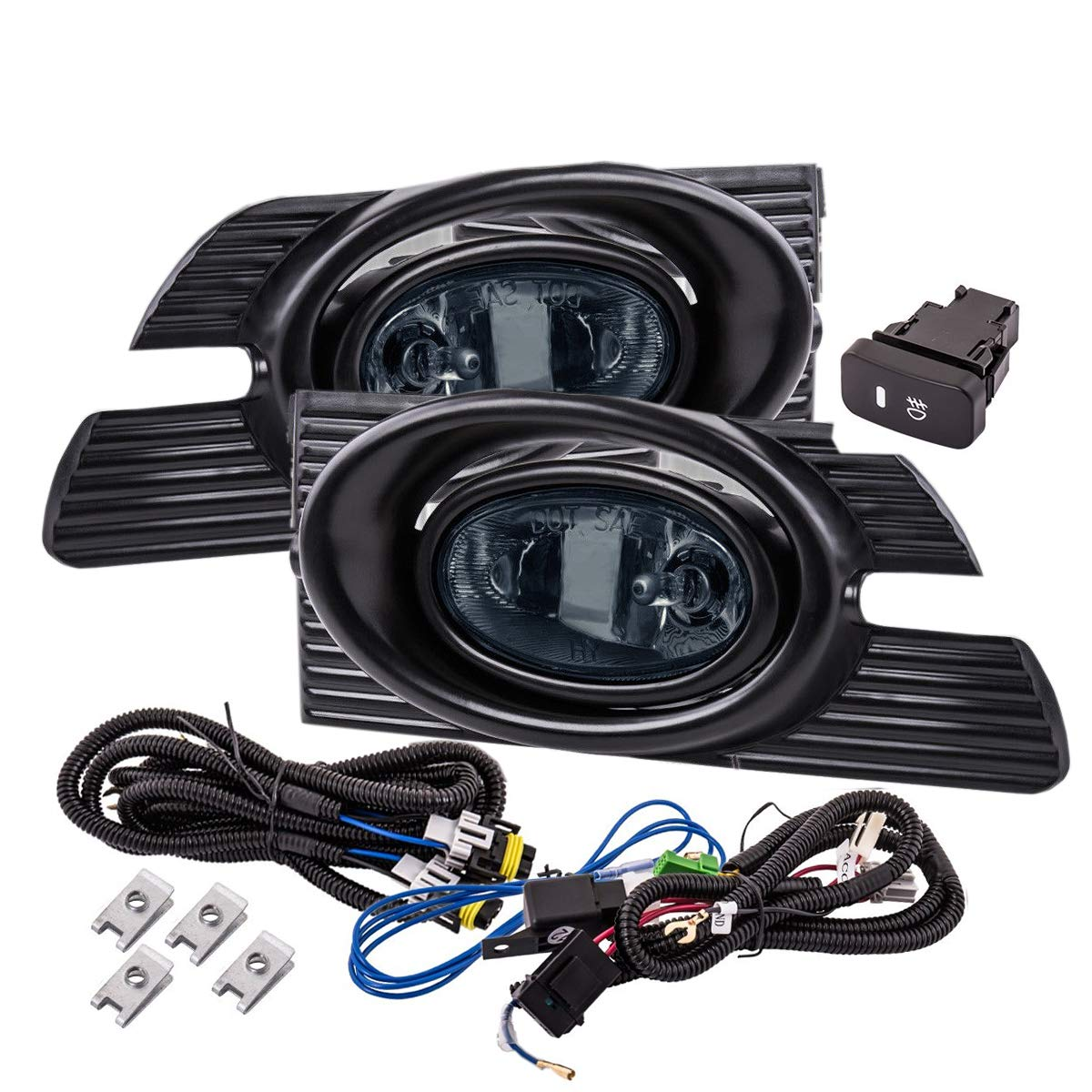 amazon com fit 2001 2002 honda accord (sedan model only  honda radio wiring harness tips