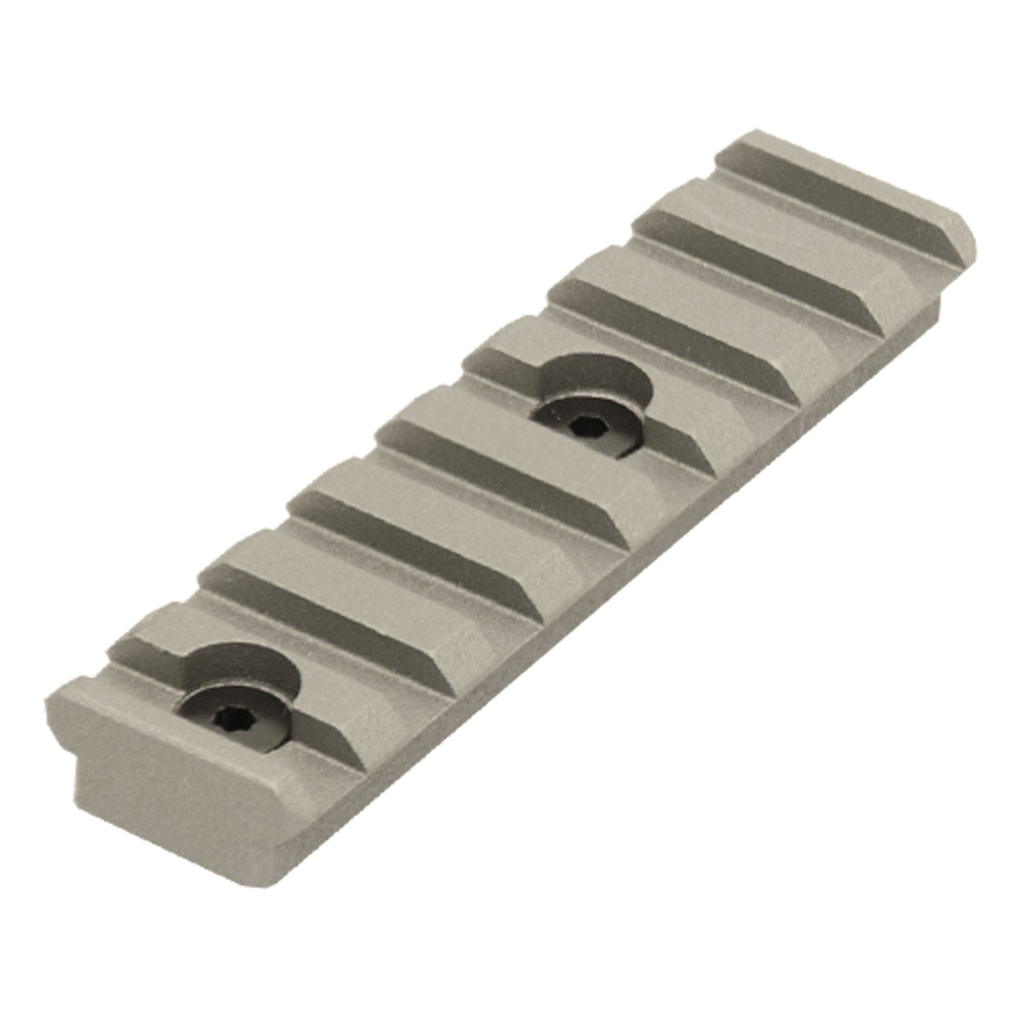 UTG PRO 8-Slot Keymod Picatinny Rail Section-Gun Metal Grey by UTG Pro