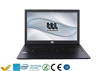 """Ordenador portátil TTL de 15.6"""" (Intel Core i3-7100U 2.4 GHz, RAM"""