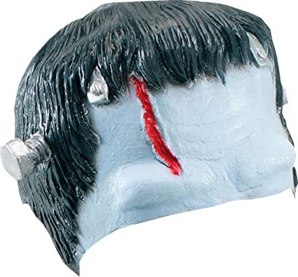 Amazon.com: Bristol Novelty MD034 Frankenstein Headpiece , Black/Blue/Red , One Size: Toys & Games