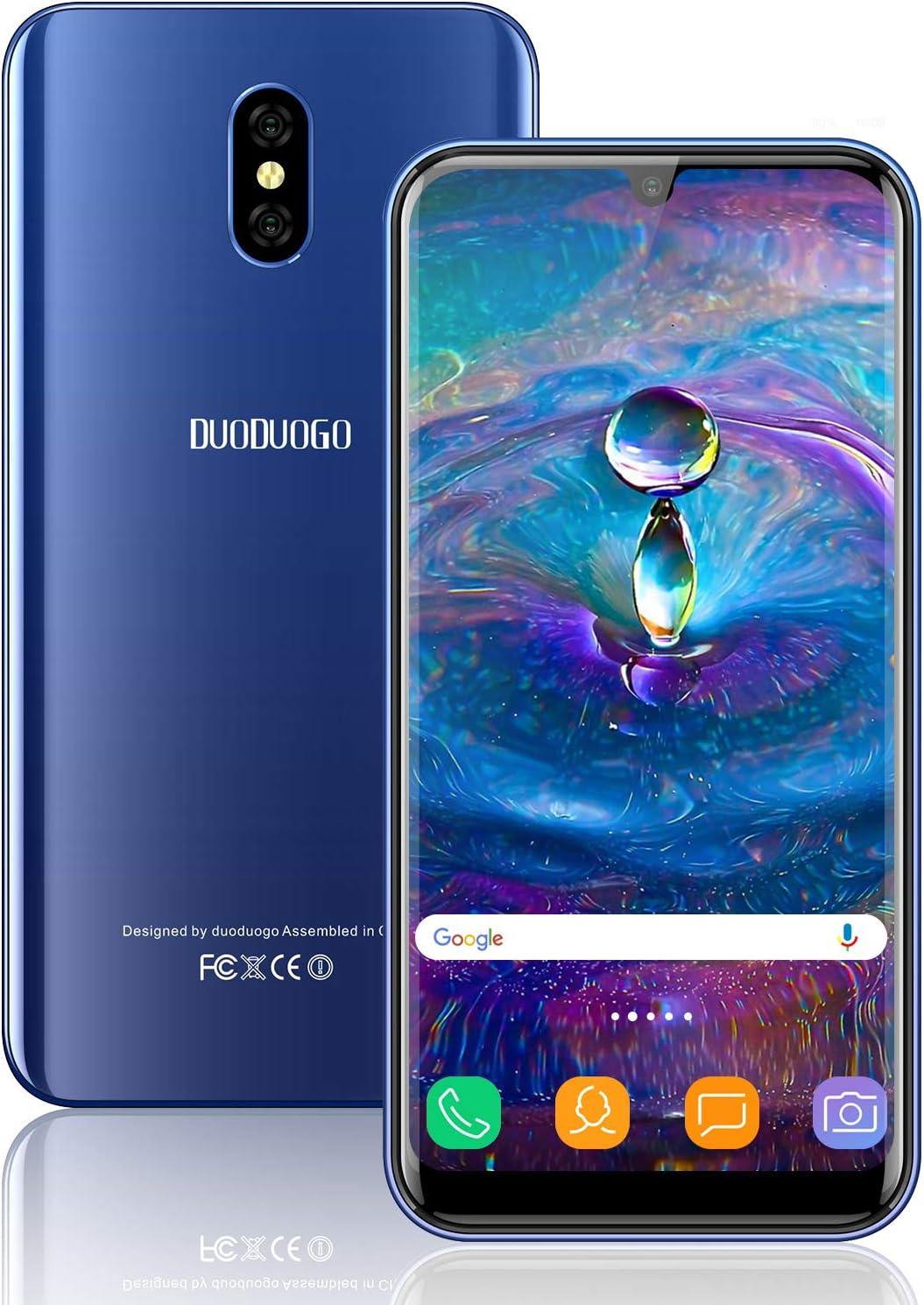Telefonos Moviles Libres 4G, Smartphone de 16GB ROM 3GB RAM 5.85 ...
