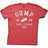 Ripple Junction Forrest Gump Cross Country Adult T-Shirt
