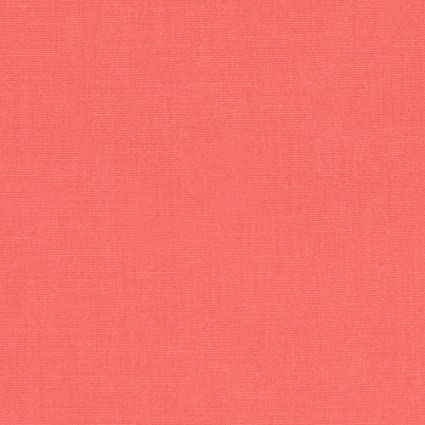 Art Gallery Pure Solids Candied Cherry Red Quilt Fabric