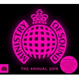 Ministry of Sound-the Annual 2016