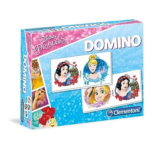 Clementoni 18003 - Domino Princesses