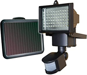 60 led solar security light amazon lightahead 60 led solar motion sensor light waterproof and all weather durable very bright aloadofball Choice Image