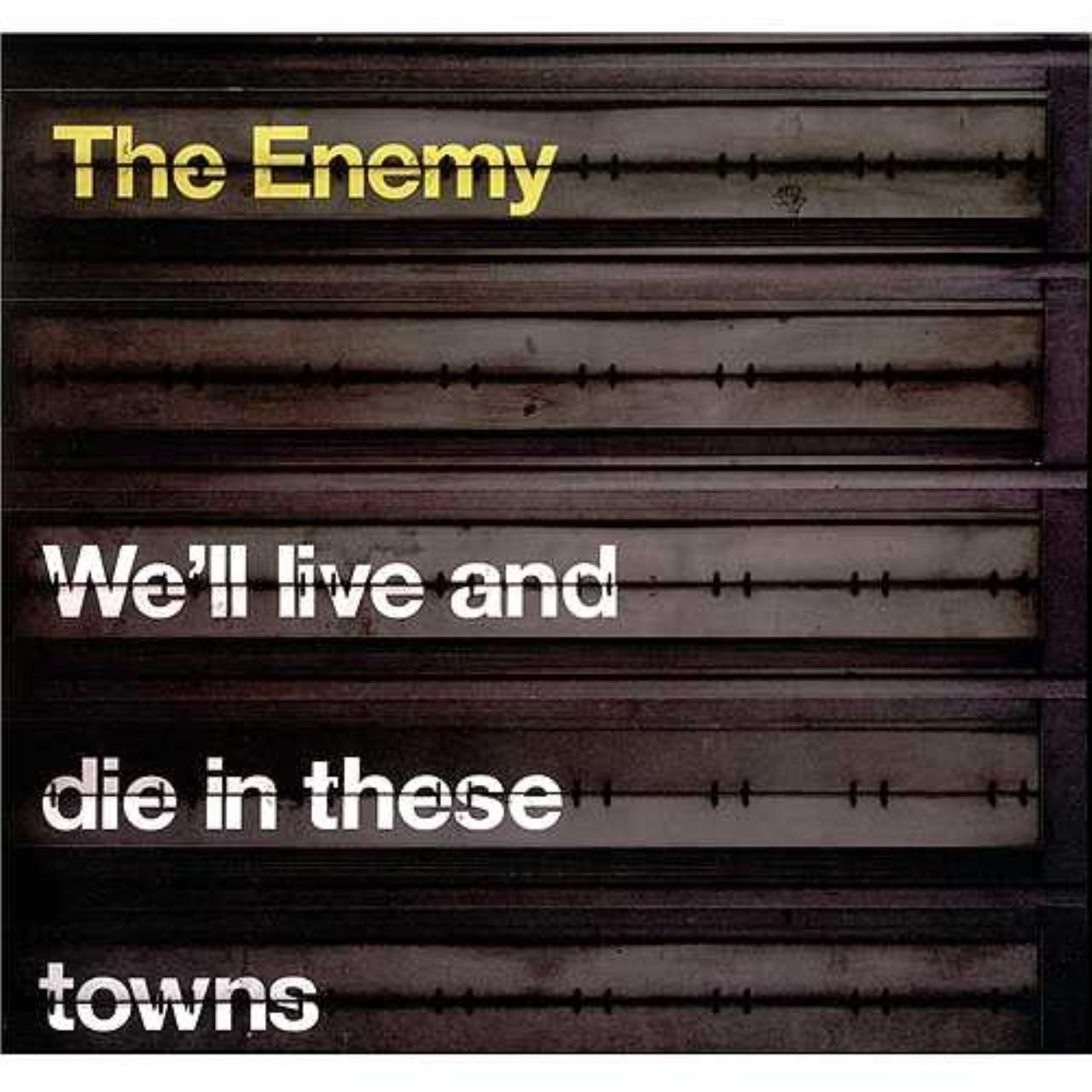 We'll Live and Die in These Towns [Vinyl] by Warner Bros.
