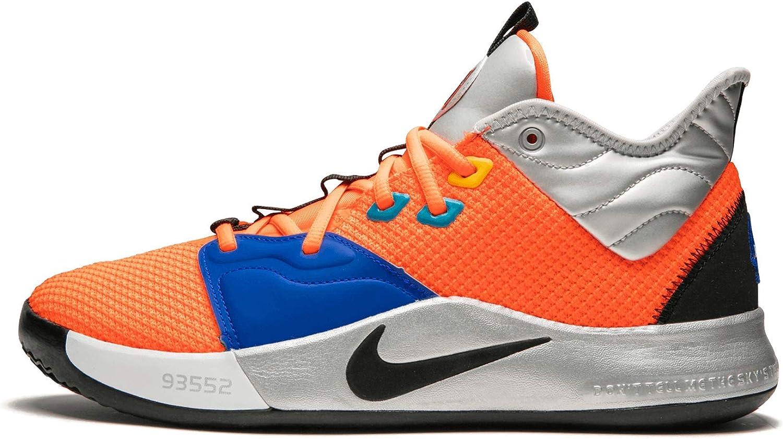 Soportar gradualmente Estadio  Amazon.com | Nike PG3 (NASA) | Basketball