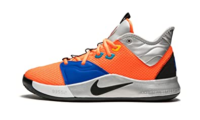 b25e45ddb4f21 Nike Pg 3 (Total Orange/Black, 11.5)