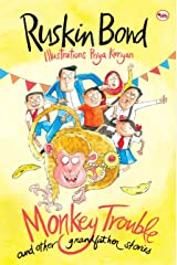 Monkey Trouble and Other Grandfather Stories Kindle Edition