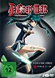 D. Gray-Man - Volume 3 [2 DVDs]