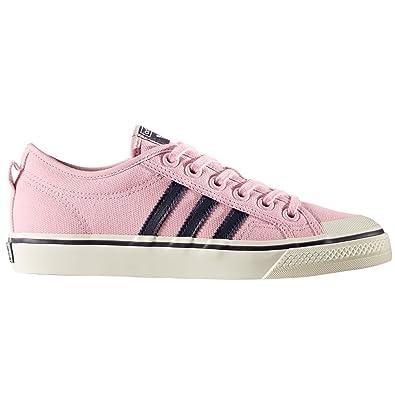 grand choix de b59d6 8cd74 Adidas Nizza Rosa Toile. Chaussures. Sneakers Pour les ...