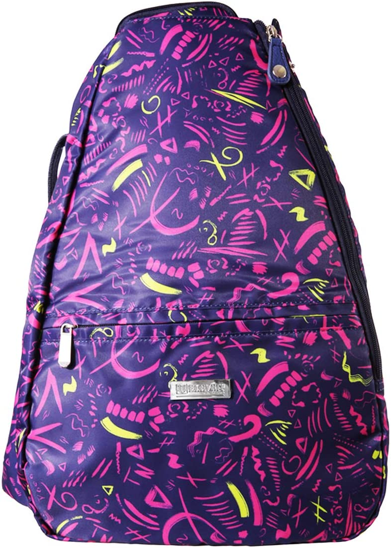 Pickleball Marketplace Ladies Printed Backpack