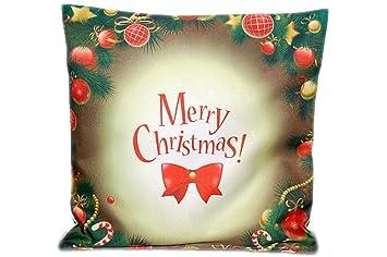 Wunderschönes Kissen 40x40 Cm Kissenhülle Weihnachten Winter