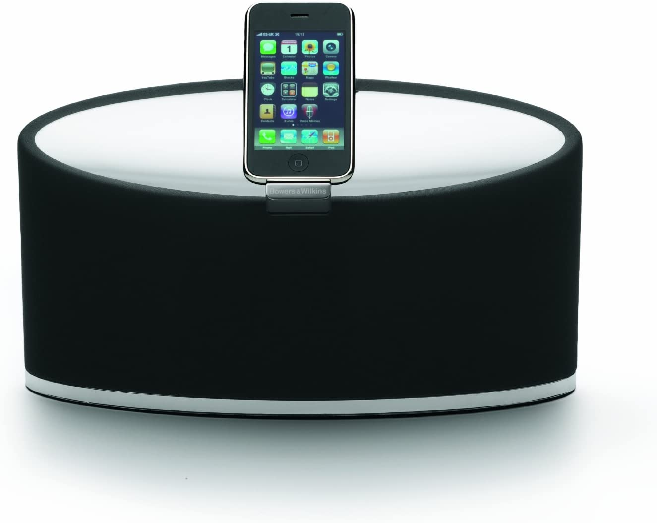 Amazon Com Bowers Wilkins Zeppelin Mini Docking Speaker For Ipod Home Audio Theater