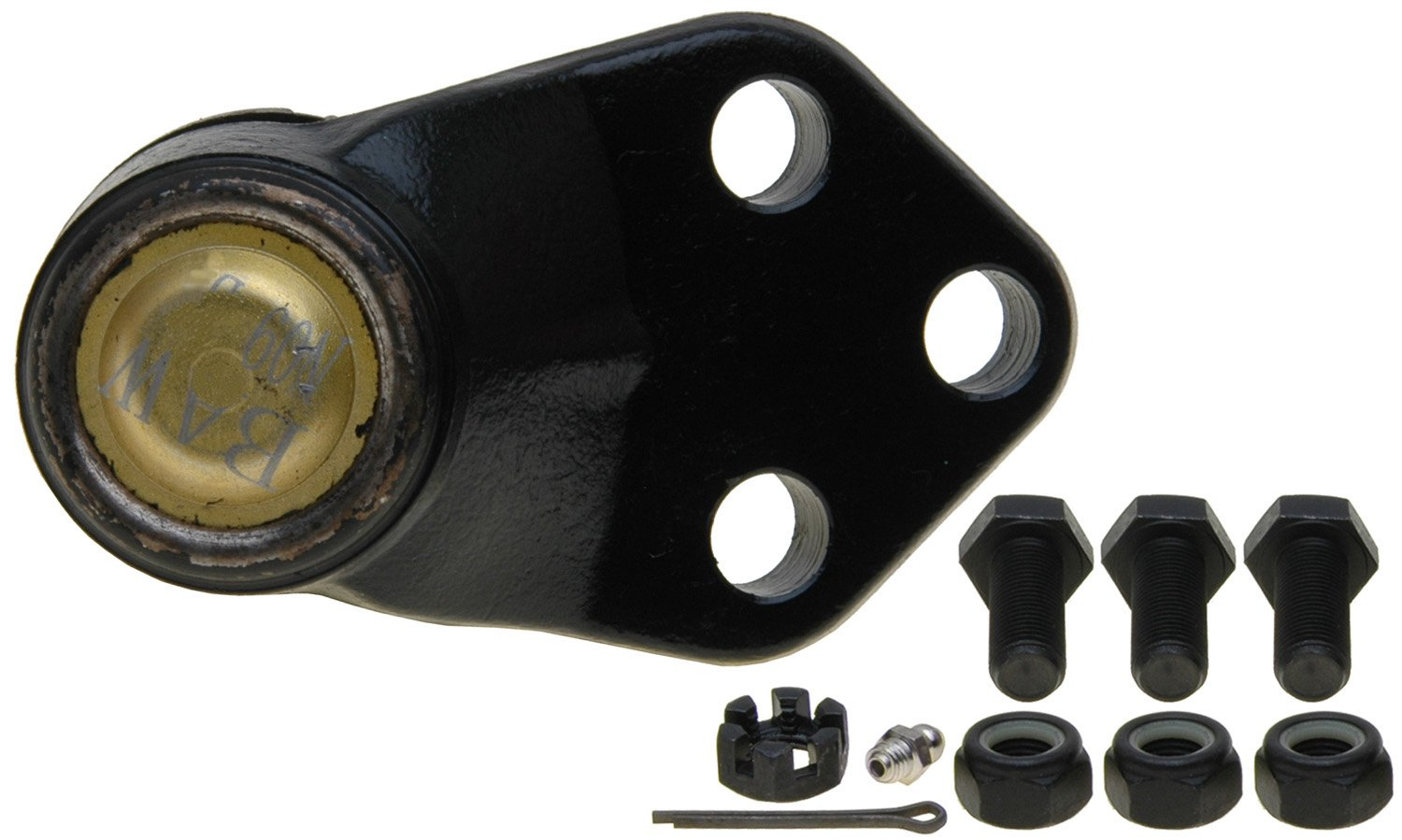 ACDelco 46D2136A Advantage Front Lower Suspension Ball Joint Assembly