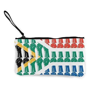 Amazon.com: Cartera de viaje con bandera de Sudáfrica para ...