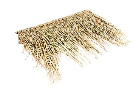 Panel para el techo con hojas de palmera de NaDeco, aprox.100 cm,