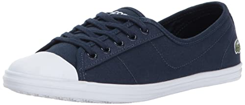 0333750367beac fake size 3637383940 us womens lacoste ziane sneaker white shoes ...