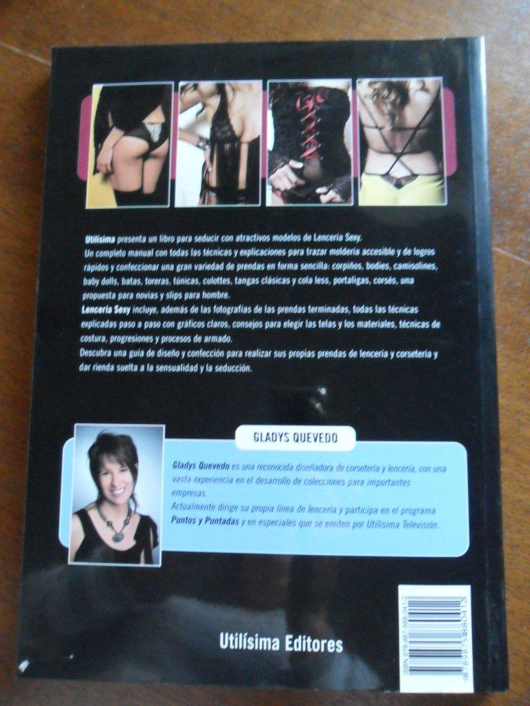 Lenceria Sexy: QUEVEDO GLADYS, SANDLER PUBLICIDAD: 9789875880412: Amazon.com: Books