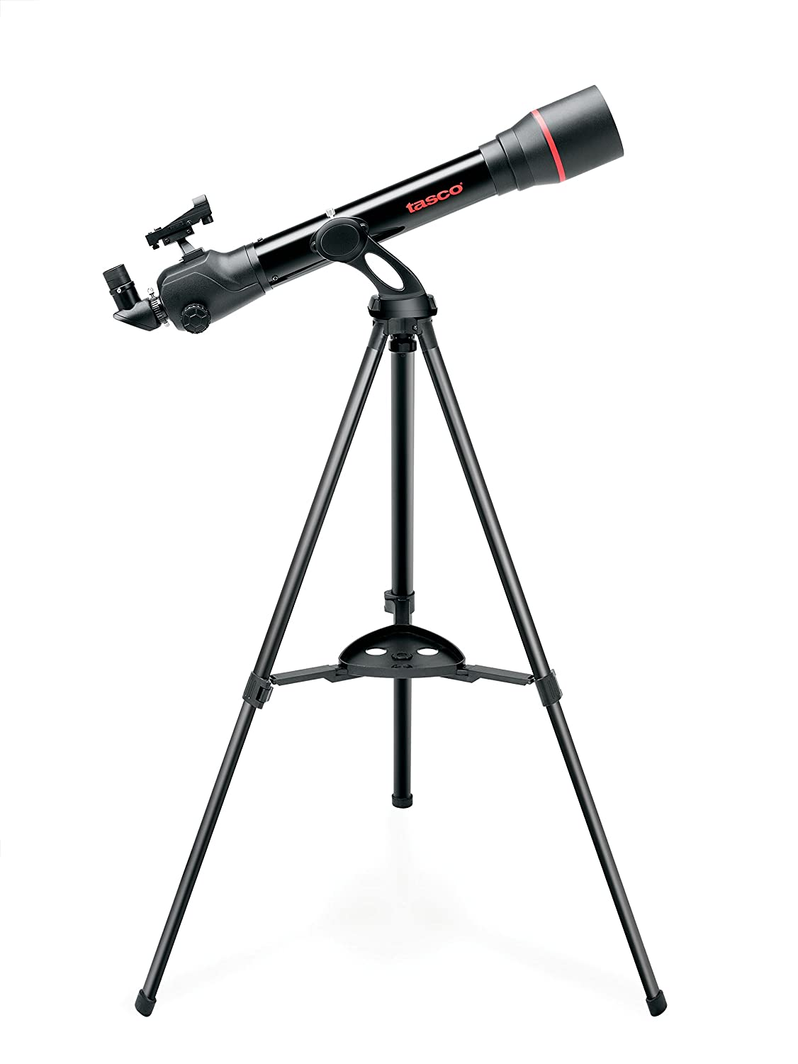 Tasco Spacestation 70x 800mm Refractor AZ with Variable LED Red Dot Finderscope Telescope 49070800