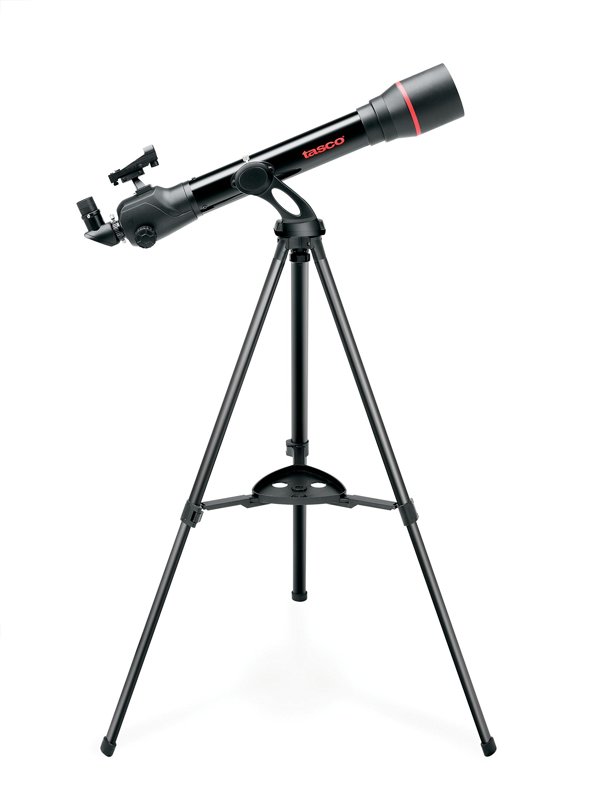 TASCO Spacestation 70x800mm Refractor AZ with Variable LED Red Dot Finderscope Telescope by TASCO