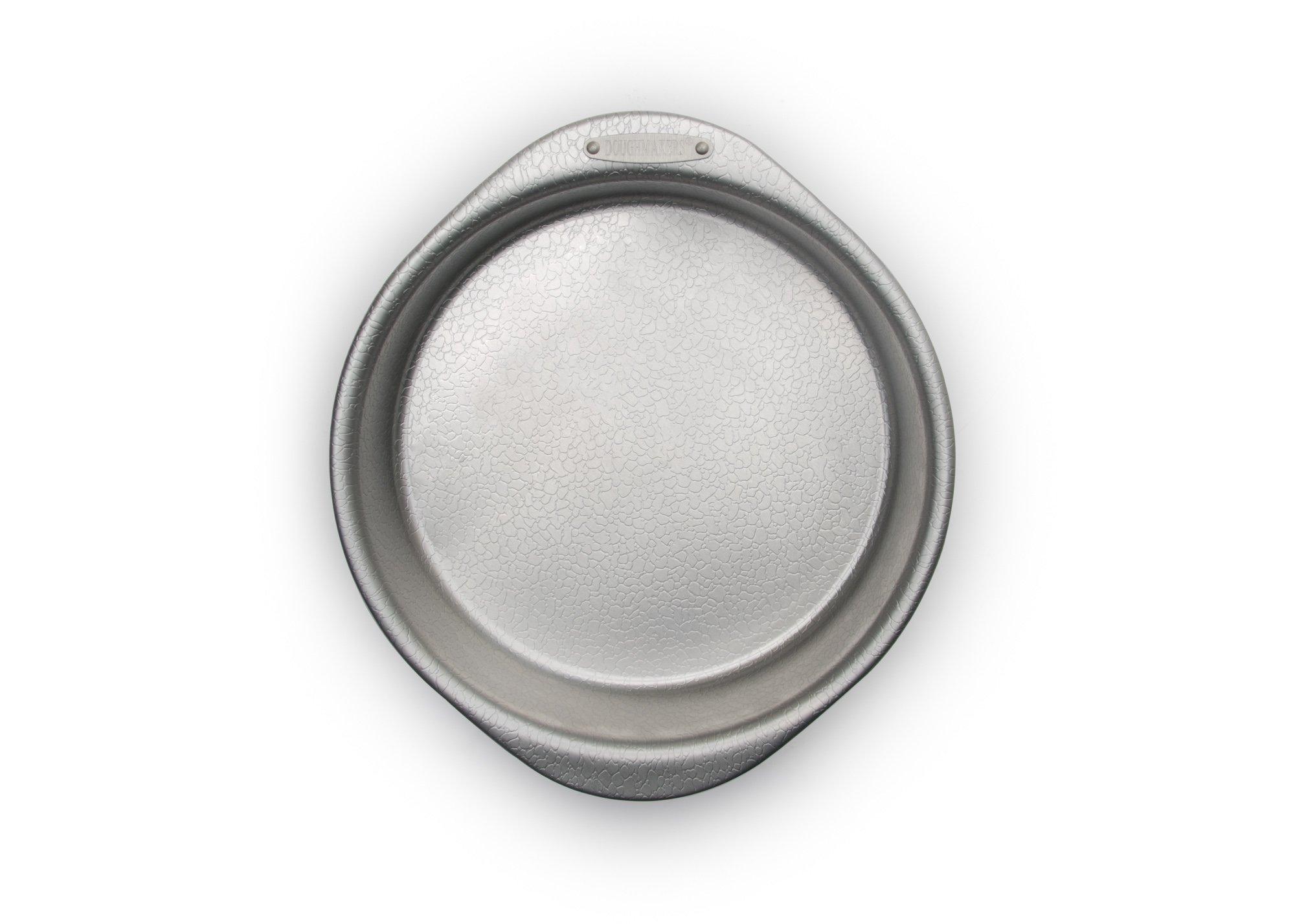 Doughmakers 10221 9'' Round Cake Commercial Grade Aluminum Bake Pan