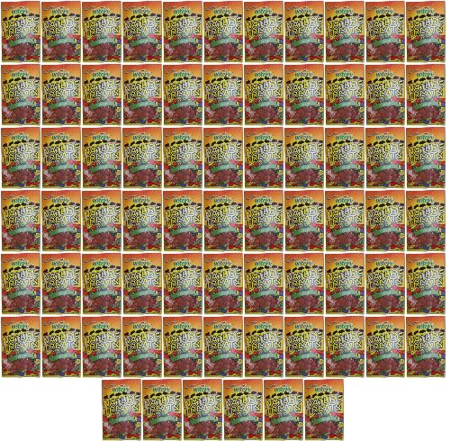 Peter's Nature Treats, Papaya Pieces 12.825Lb (72 x 2.85oz) by Marshall