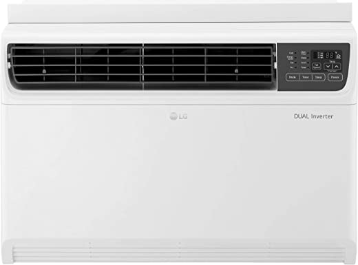 LG 1 Ton 5 Star Wi-Fi Inverter Window AC (Copper, JW-Q12WUZA, White, Low Gas Detection)