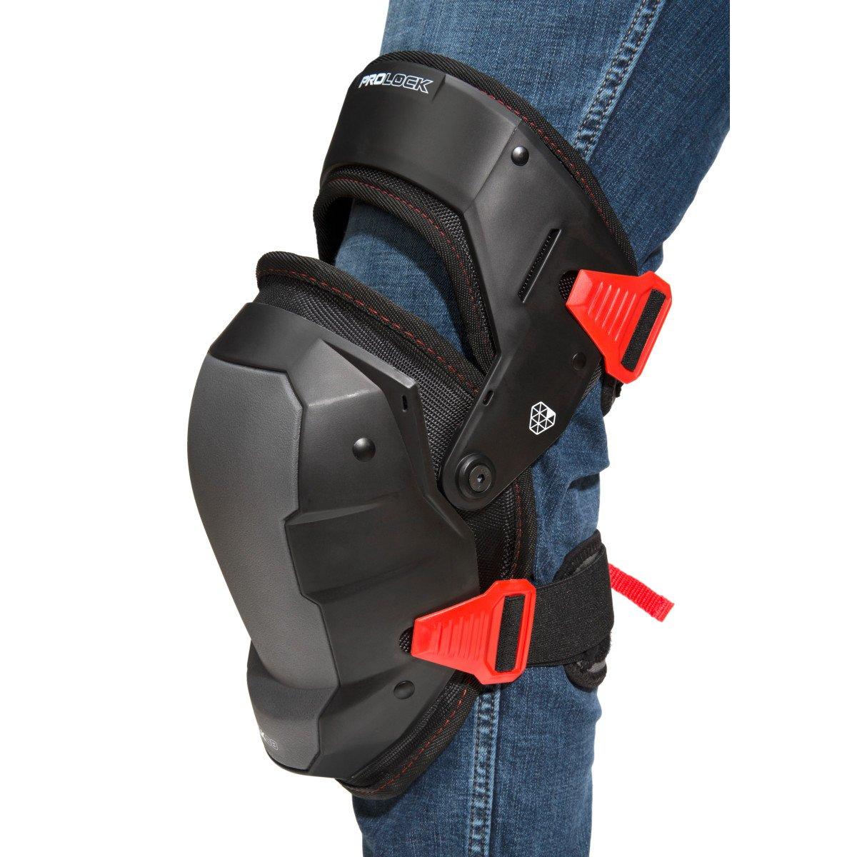PROLOCK PLK08 93183 Gel Knee Pads Plus (1 pair) by PROLOCK (Image #4)