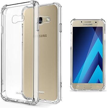 Moozy Funda Silicona Antigolpes para Samsung A5 2017: Amazon.es ...