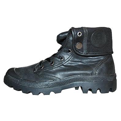 CULTP Damen Herren Unisex Baggy Boots Stiefel Trend Schuhe Outdoor Shoe 36-45 (42, Schwarz)