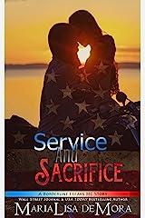 Service and Sacrifice (Borderline Freaks MC Book 1) Kindle Edition