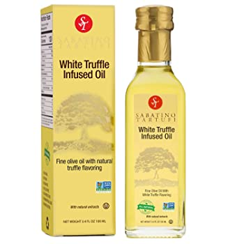 Sabatino Tartufi 3.4-oz White Truffle Oil