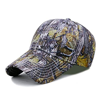 144aeaaaea55c8 Image Unavailable. Image not available for. Color: Camouflage Baseball Cap  Men Cotton Patchwork Sun Hat ...
