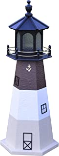 product image for 4 Ft Deluxe LighthousesReplicated USA Lighthouses - Oak Island, NC