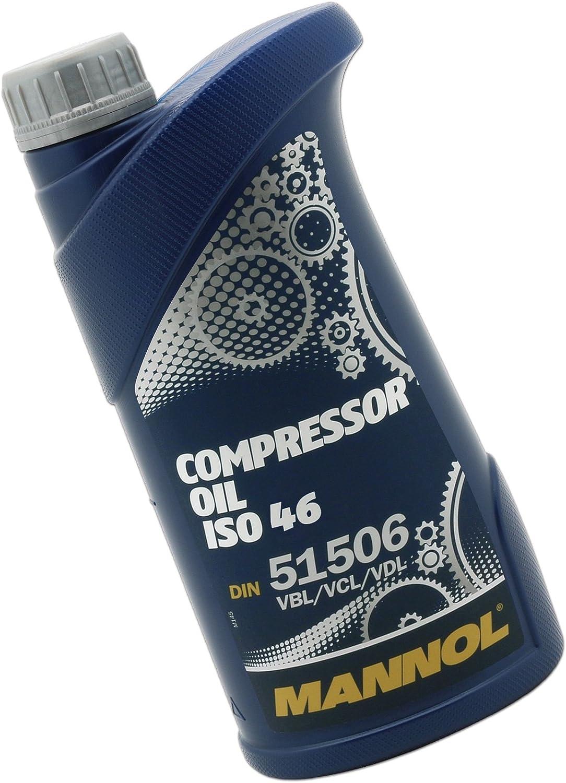1l Compressor Oil Iso46 Din51506 Baumarkt