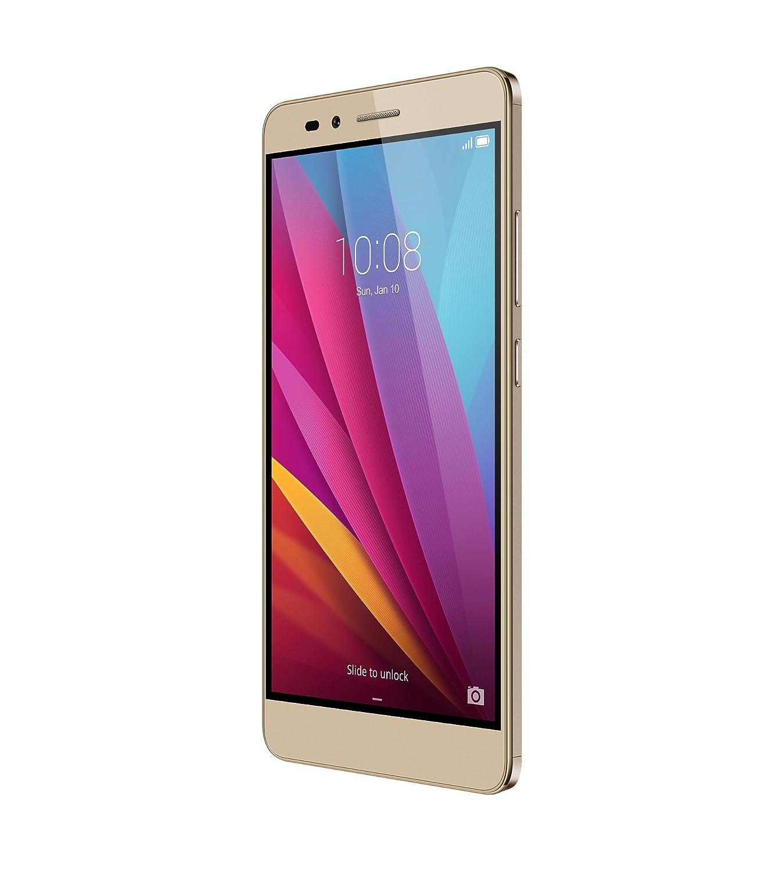 Amazon.com: Honor 5X Unlocked Smartphone, 16GB Sunset Gold (US Warranty):  Cell Phones & Accessories