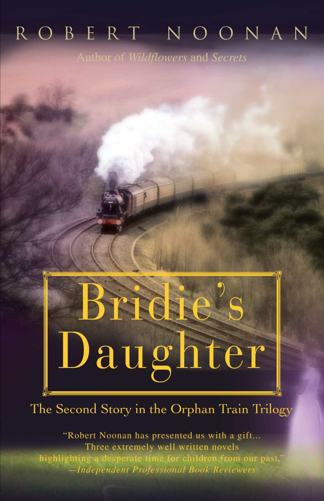 Bridie's Daughter: The Second Story in the Orphan Train Trilogy pdf epub