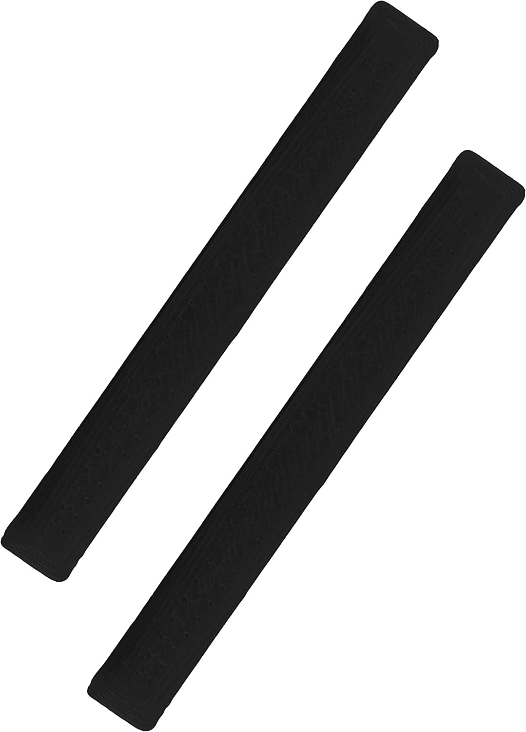 Black Onyx Colorway Set of 2 Fingerboard Rails Designed /& Made in The USA Teak Tuning Gem Edition Adhesive Board Rails Set of 2 Rails