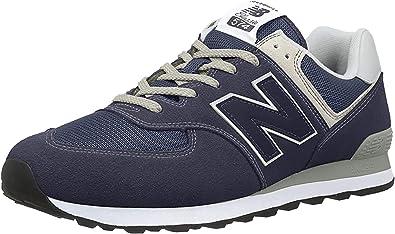 New Balance Ml574egn, Zapatillas para Hombre, Navy, 42 EU ...