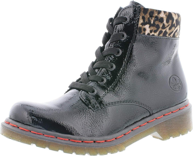 Rieker Damen Y8210 Stiefeletten: Rieker: : Schuhe
