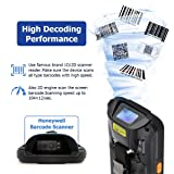 MUNBYN Handheld Barcode Scanner with Android 7.0