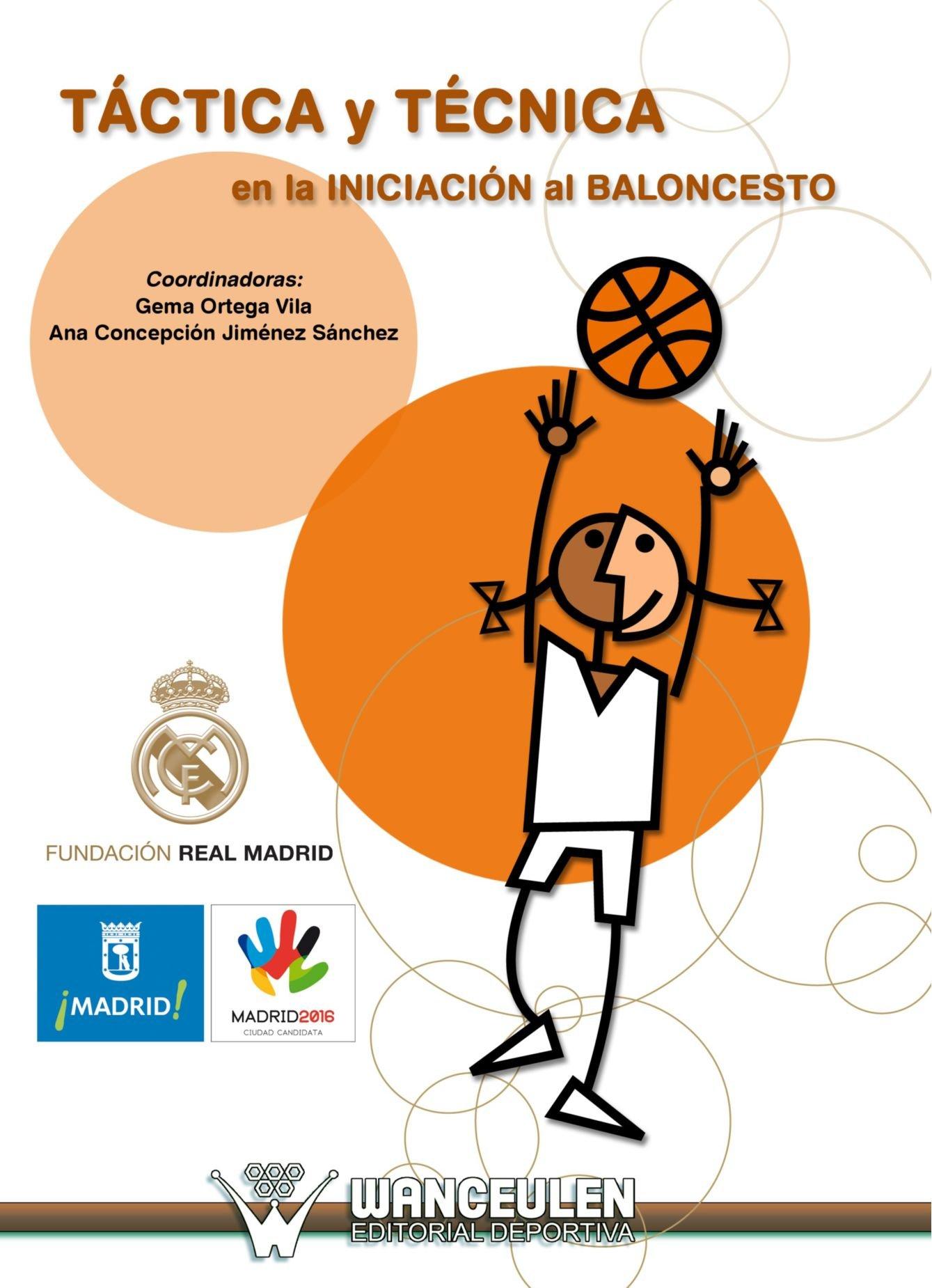 Tactica Y Tecnica En La Iniciacion Al Baloncesto: Amazon.es ...
