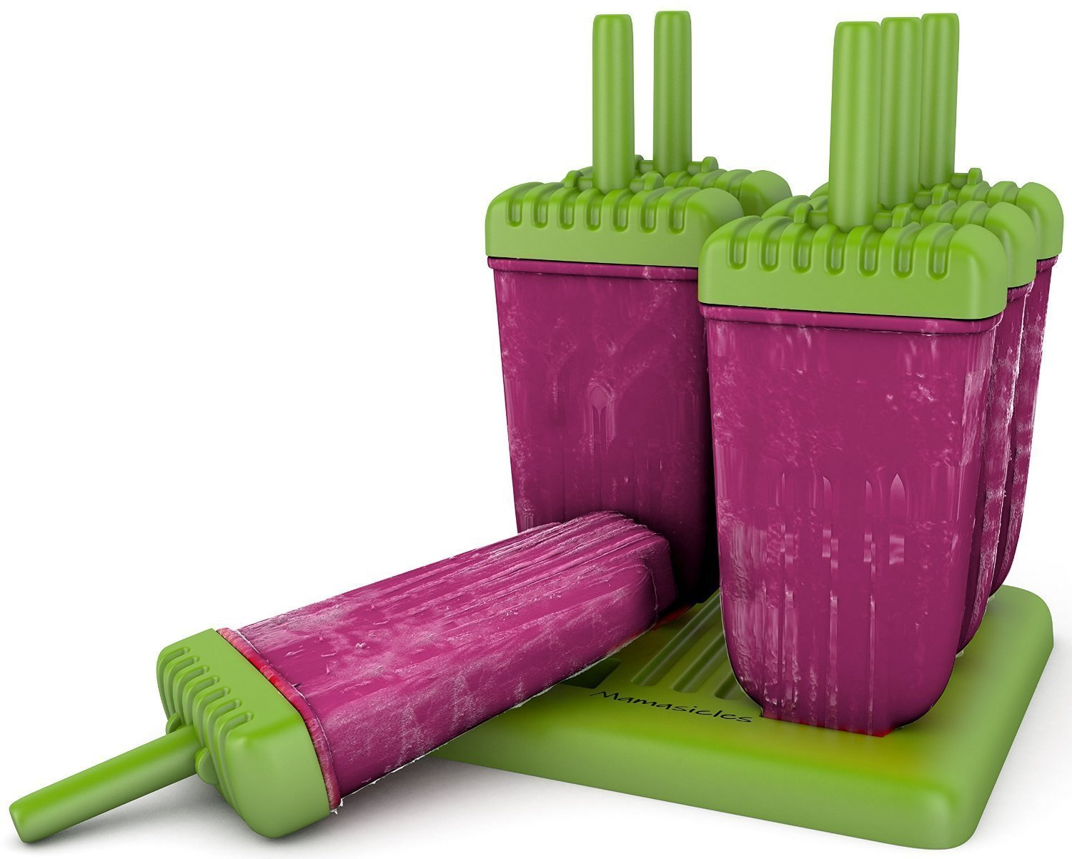 how to make cheap and healthy popsicles