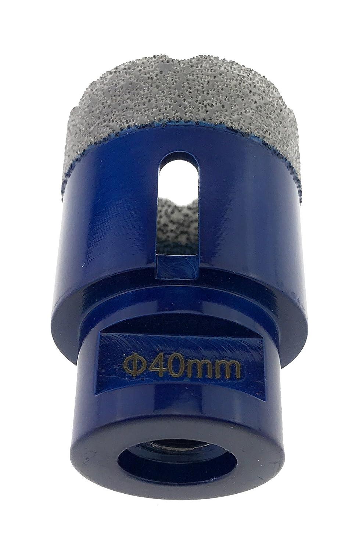 PRODIAMANT Qualit/é Premi/ère Foret Diamant Cylindrique 60 mm x M14 PDX955.880 60mm