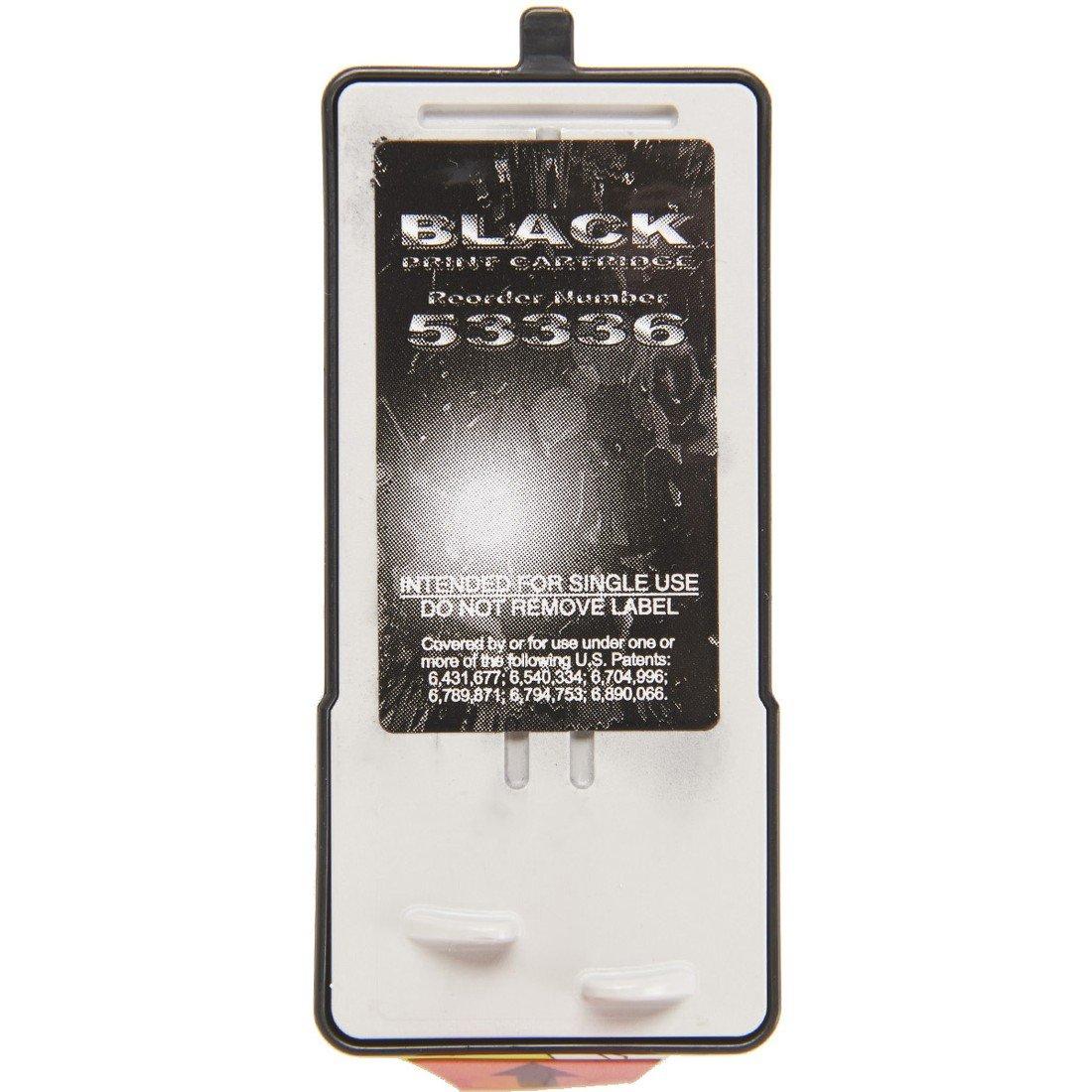 PRIMERA 053336 Negro cartucho de tinta tinta de - Cartucho de tinta para impresoras (Negro, BravoPro, 1 pieza(s)) 573a6b