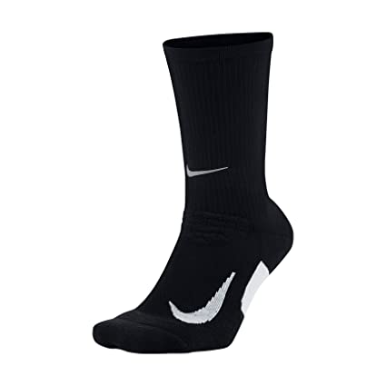 check-out 05482 4038d Nike Elite Running Cushion Cre Chaussettes Mixte: Amazon.fr ...