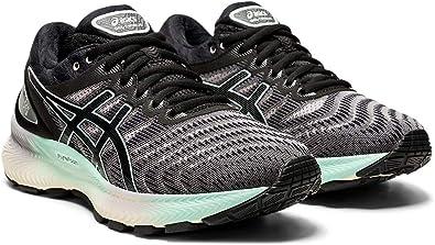 womens asics nimbus running shoes